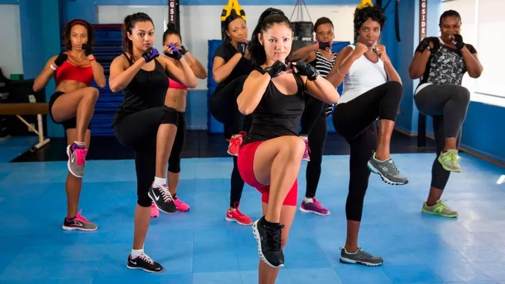 Занятия тайбо для похудения женщин, польза и видео