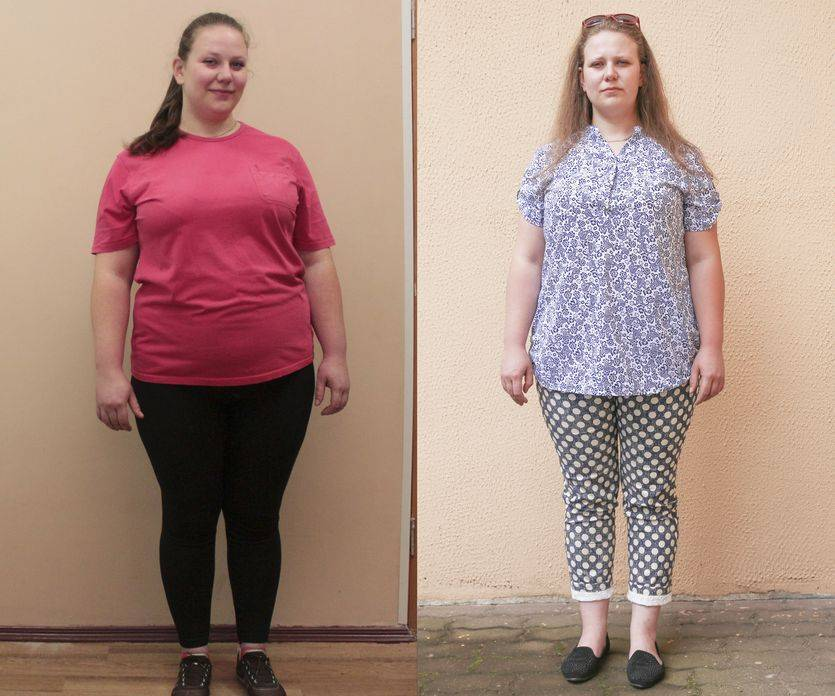 Реальные истории похудения на 20 кг с фото и видео до и после!