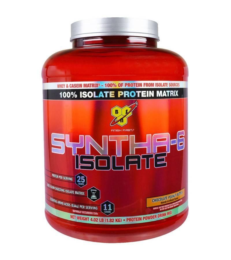 Syntha-6 isolate 1820 гр - 4lb (bsn)