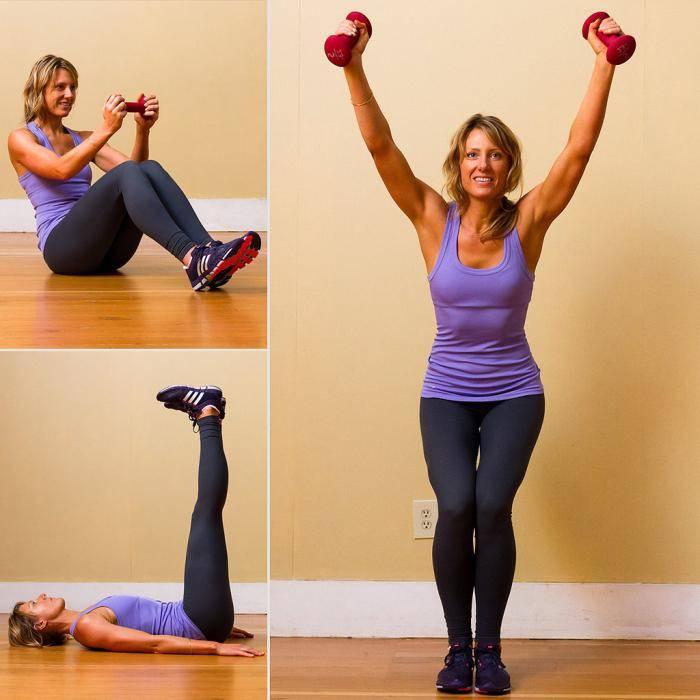Как быстро похудеть в спортзале женщине: тренировки для снижения веса