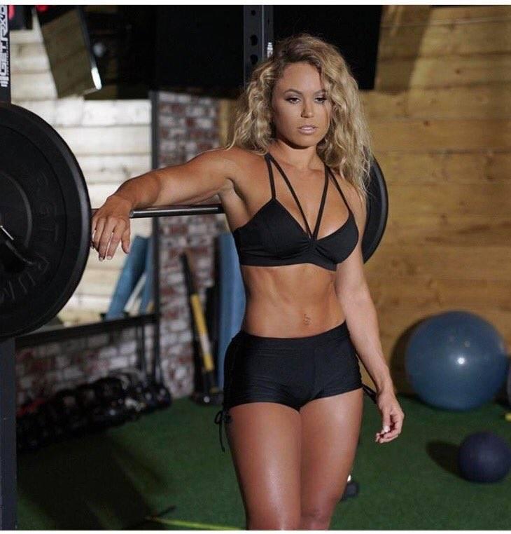 Тамра дэй (tamra dae) тренировки и диета, интервью