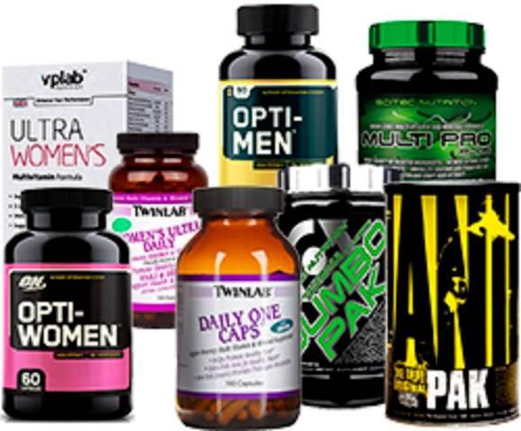 Топ 10 витаминов для силовых тренировок