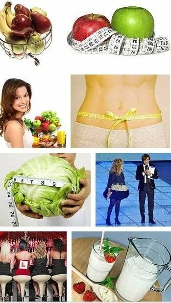Как после отпуска быстро похудеть