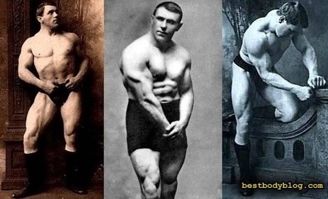 «русский лев»: каким был георг гаккеншмидт — тестостерон