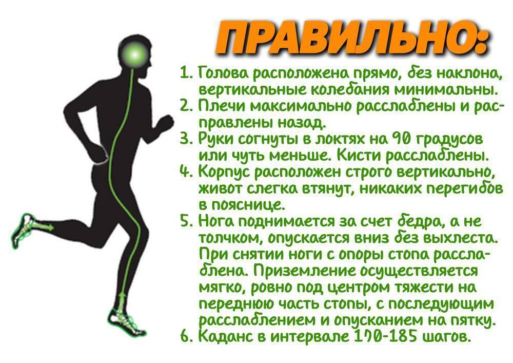Как правильно бегать, чтобы похудеть   школа бега run studio