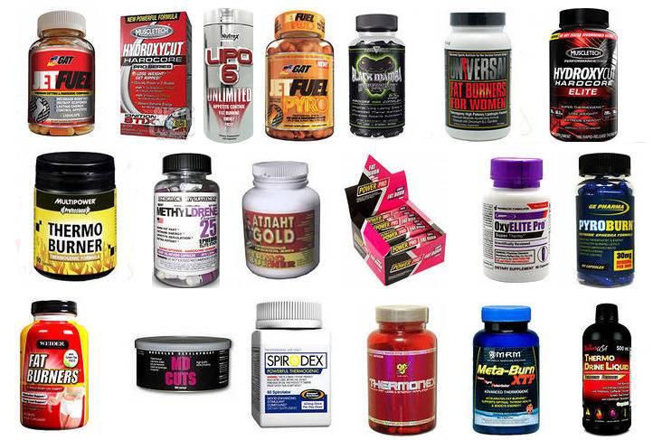 Рейтинг самых мощных и эффективных жиросжигателей для похудения мужчин
