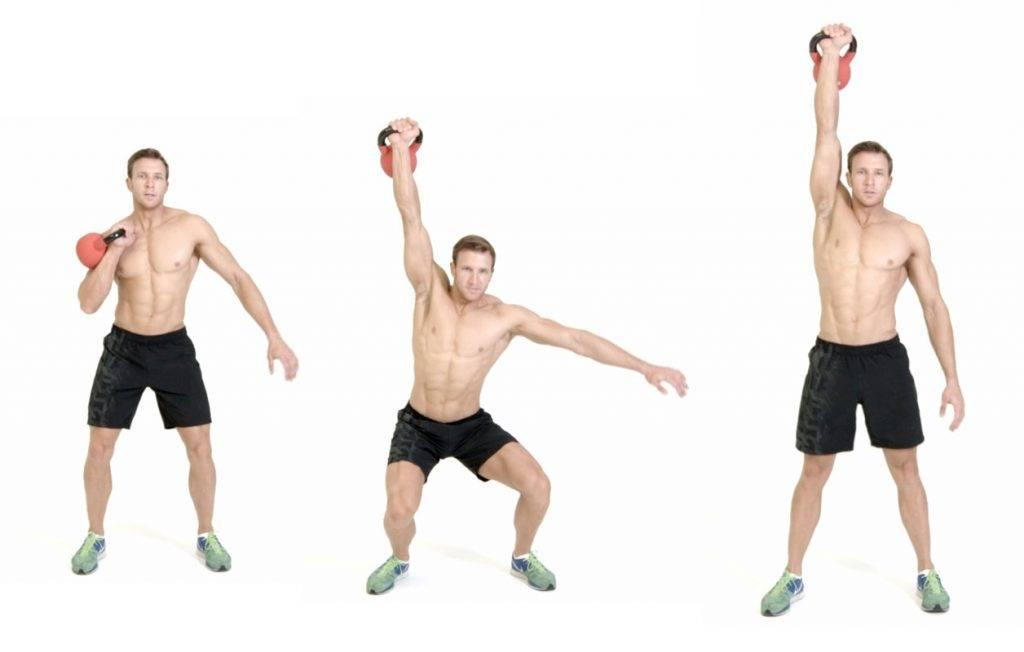5 crossfit-тренировок с гантелями