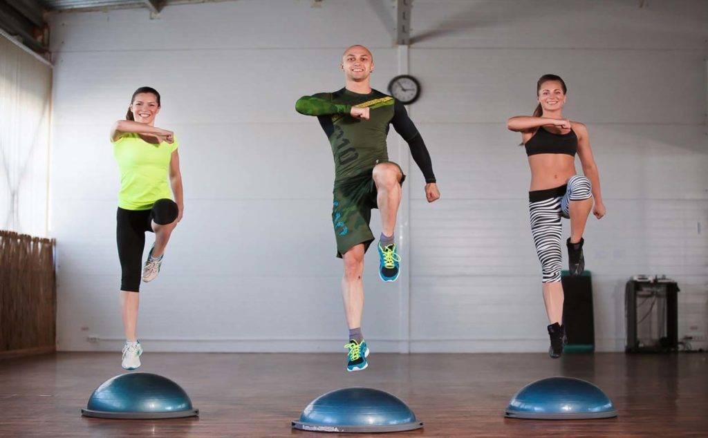 Как быстро развить баланс и равновесие тела