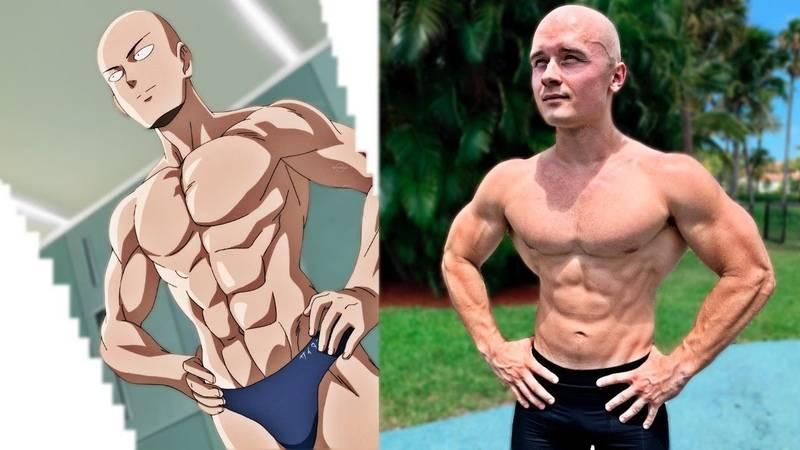 Тренировка ванпанчмена – действенный способ создания реалистичного супергероя?