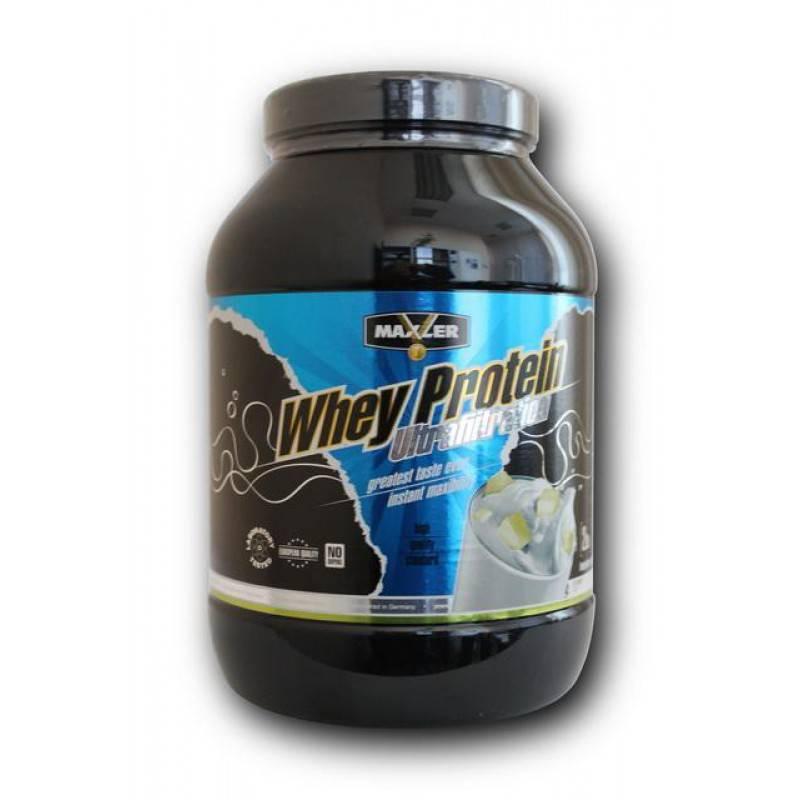 Ultrafiltration whey protein 1000 гр - 2,2lb (maxler) пакет
