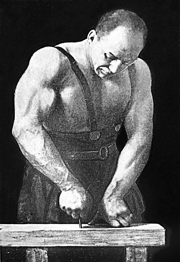 Александр засс: почему его называли «железным самсоном»