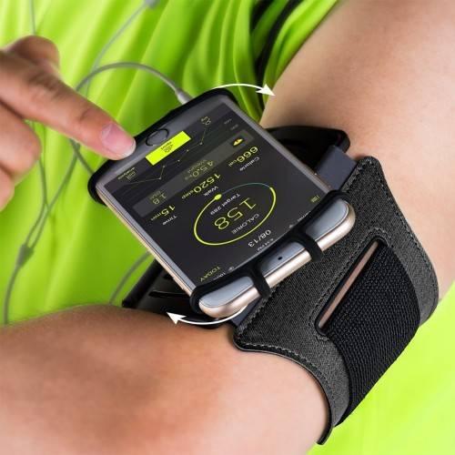 Держатель для телефона на руку для бега - жизнь в движении
