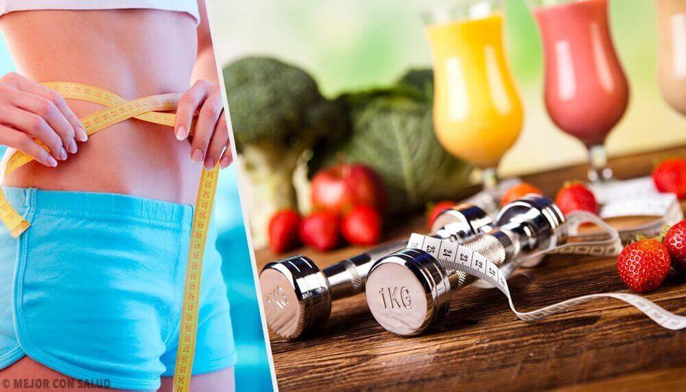 Как быстро похудеть после новогодних праздников / mama66.ru