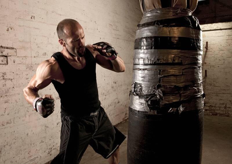 Как тренироваться, чтобы открыть бутылку ногой. мастер-класс отджейсона стэтхэма