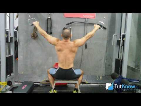 Упражнения со штангой | musclefit