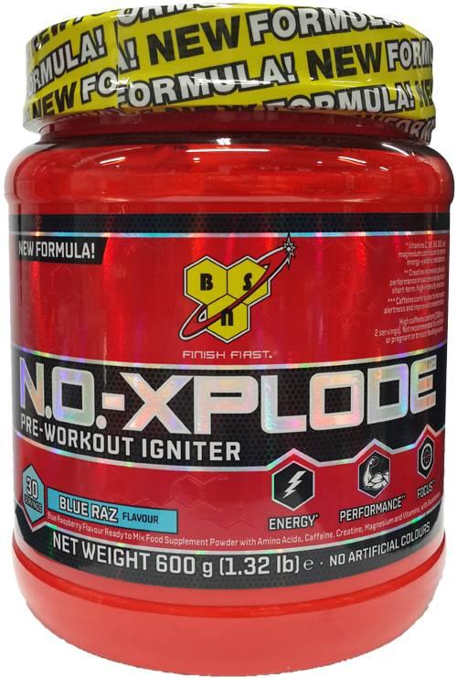 No-xplode legendary pre-workout igniter 555 гр (bsn) купить в москве по низкой цене – магазин спортивного питания pitprofi