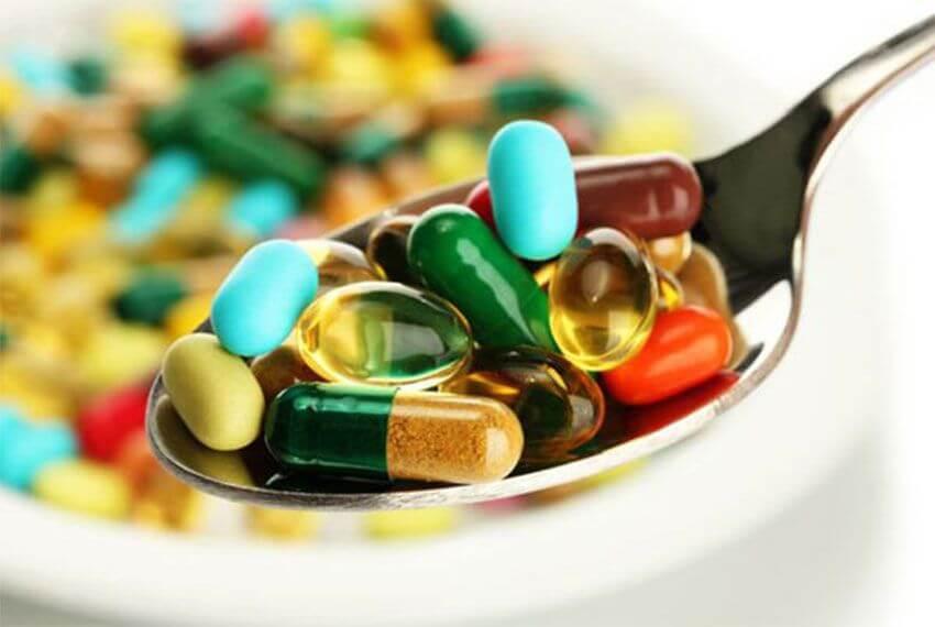 Витамины во время климакса