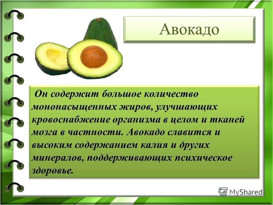 Почему авокадо полезно: 8 научных аргументов