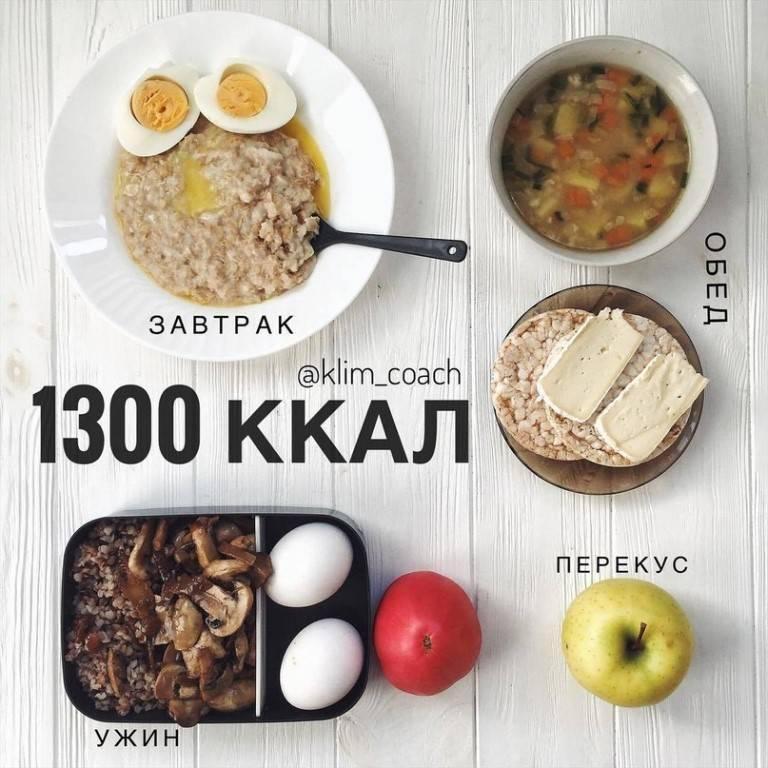 Простая диета на 1500 калорий | simpleslim