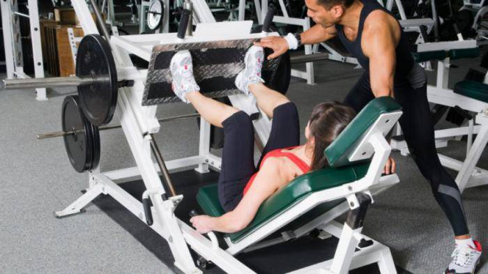 Программа тренировок в тренажерном зале для мужчин на все тело