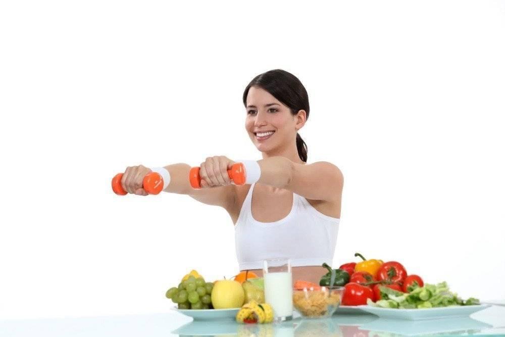 Питание для девушек, занимающихся в тренажерном зале: составляем фитнес-рацион