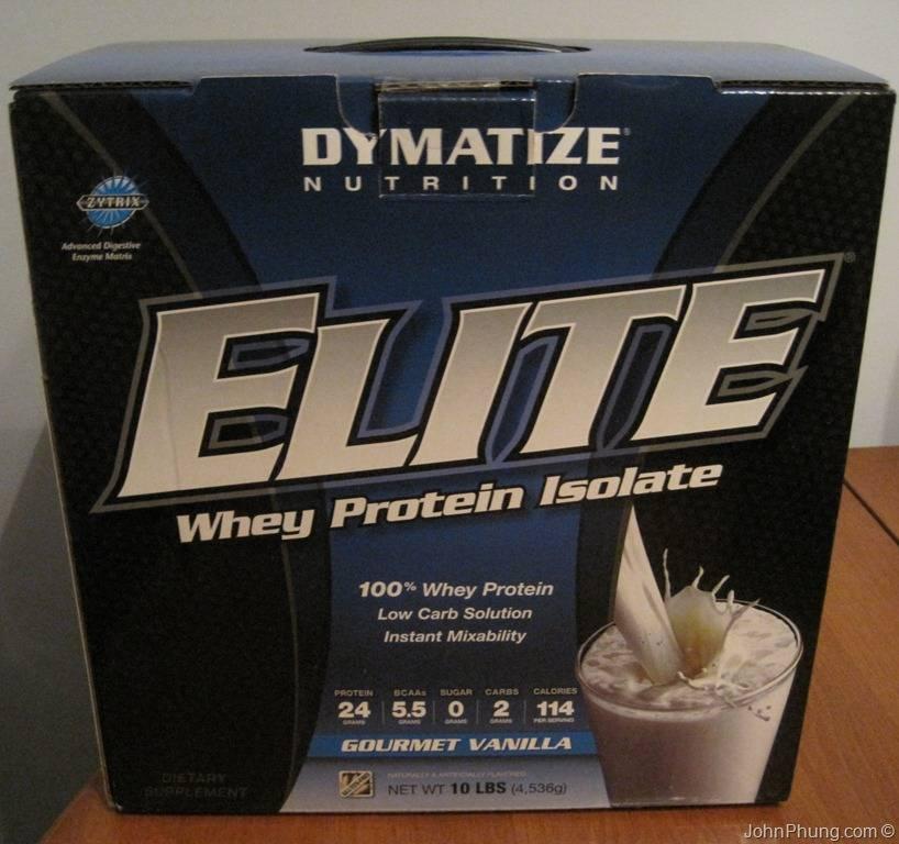 Протеин dymatize