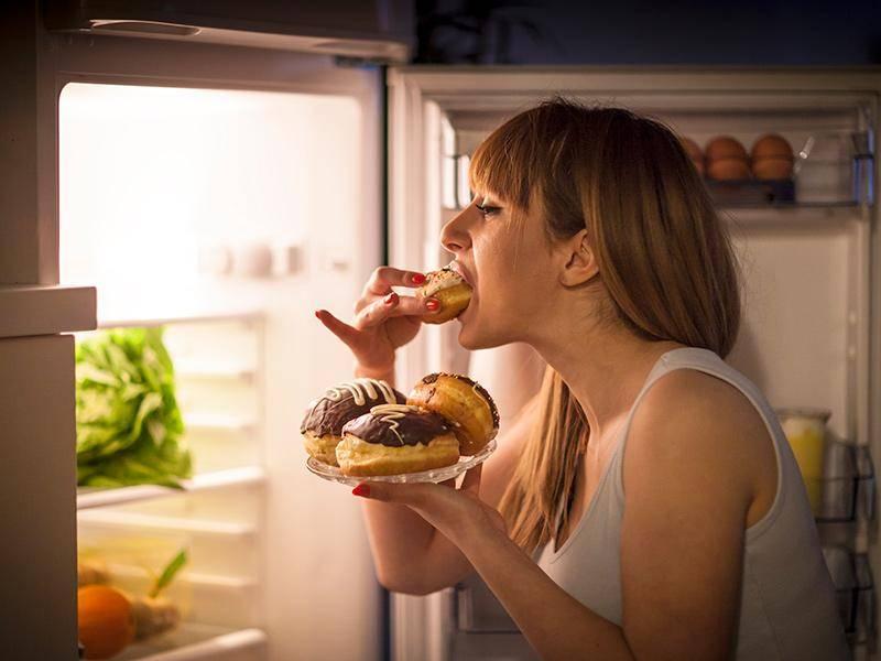 Как избавиться от пищевой зависимости?