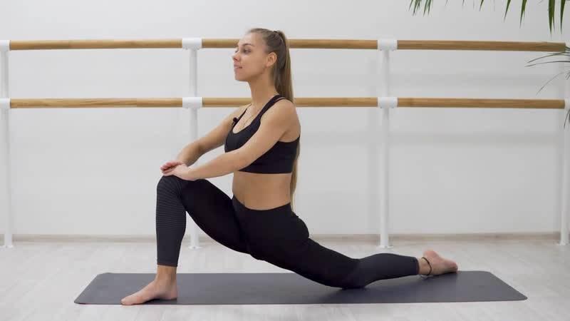 Как сесть на шпагат - длинная и подробная инструкция-обучение
