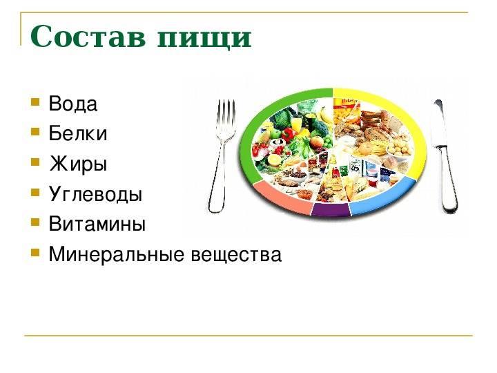 Рациональное питание - нормы, принципы, правильная организация / edpro