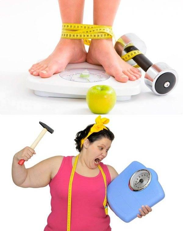 Потеря веса, как остановить резкое снижение веса?