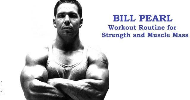 Билл перл — культурист-вегетарианец с мировым именем | muskul.pro | яндекс дзен