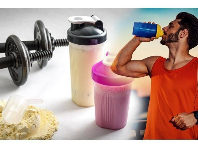 Протеиновые коктейли. 4 вопроса фитнес-тренеру