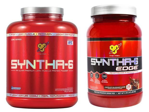 Syntha 6 как принимать, состав и особенности протеина от bsn   supermass.ru