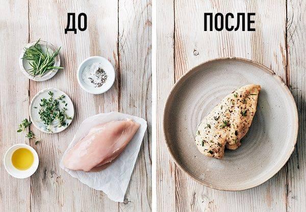 Мясо куриной грудки в питании спортсменов