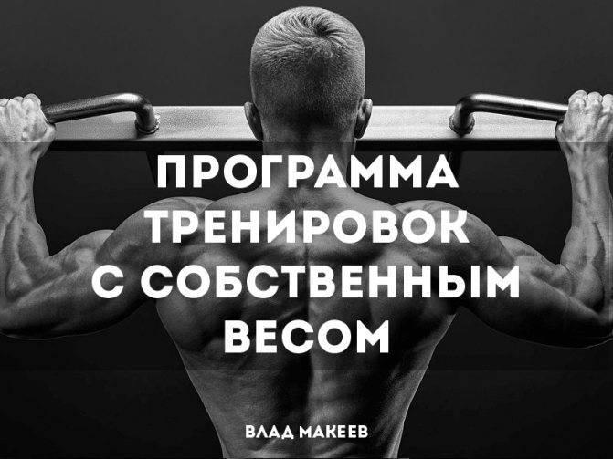Упражнения на все тело для тренировки в домашних условиях без тренажеров