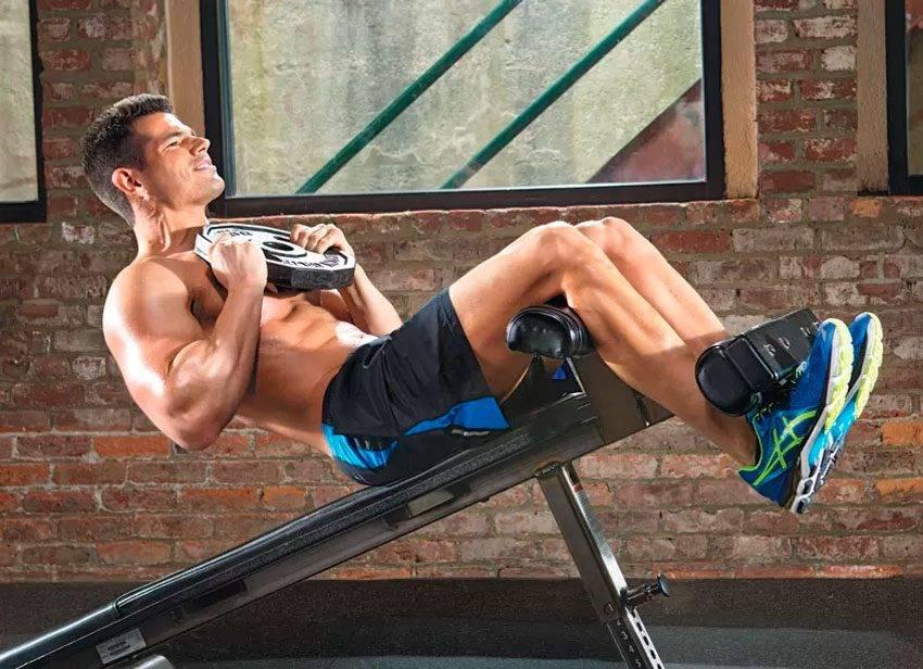 Скручивания на наклонной скамье – sportfito — сайт о спорте и здоровом образе жизни