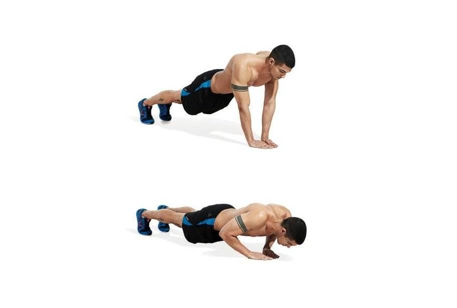 Упражнение ласточка для спины и не только