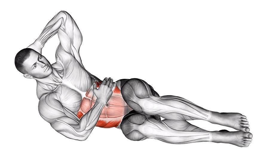 Базовые и изолирующие упражнения для мышц пресса