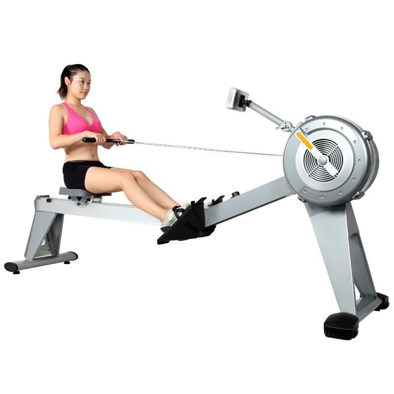 Гребной тренажер: какие мышцы работают и как правильно заниматься