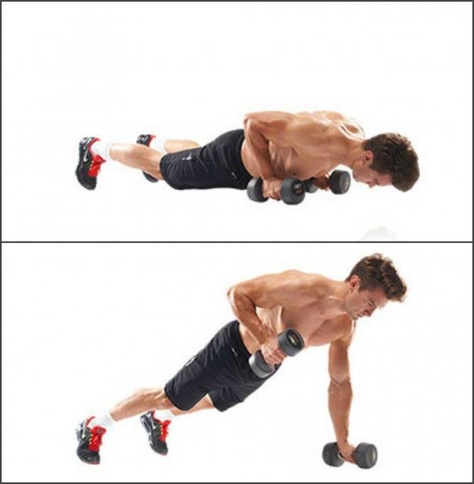 Как накачать плечи без железа: упражнения с собственным весом и подручными средствами