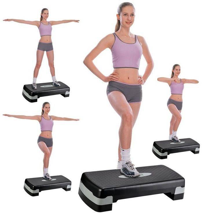 Степ платформа размеры — похудение
