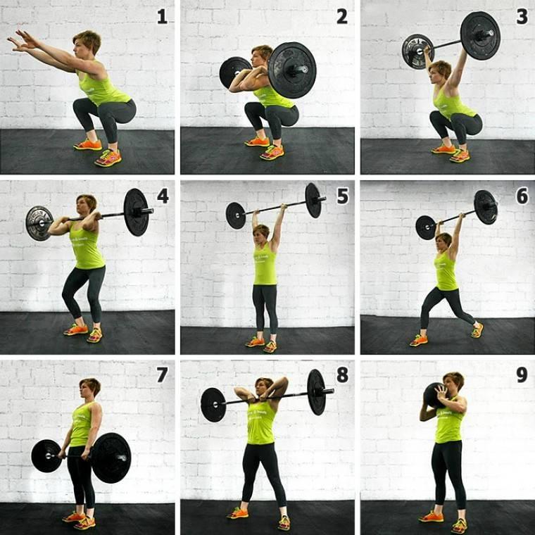 Лучшие упражнения с гирей. комплекс упражнений | musclefit