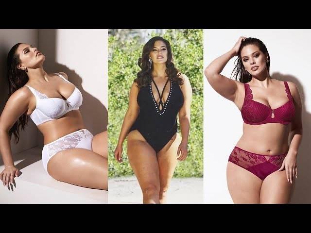 Модели плюс сайз: фото до и после похудения без фотошопа