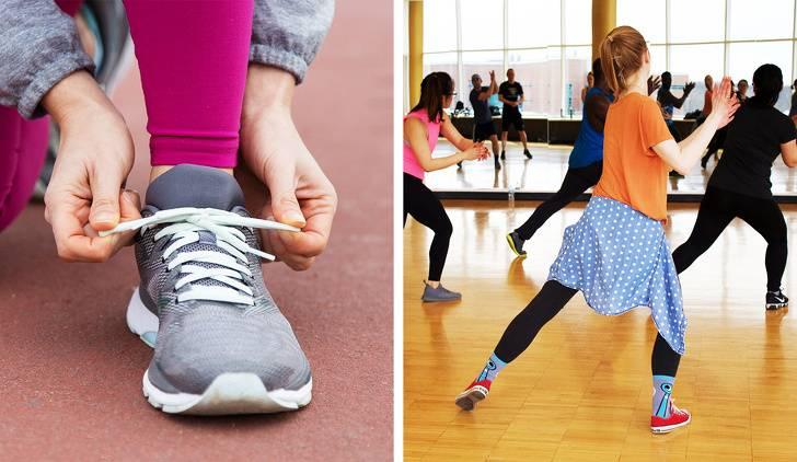 Как правильно выбрать спортивную обувь - спортивная психология
