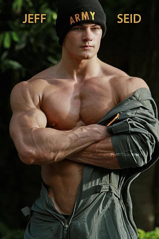 Джефф сейд (jeff seid) тренировки – программа тренировок, диета и биография