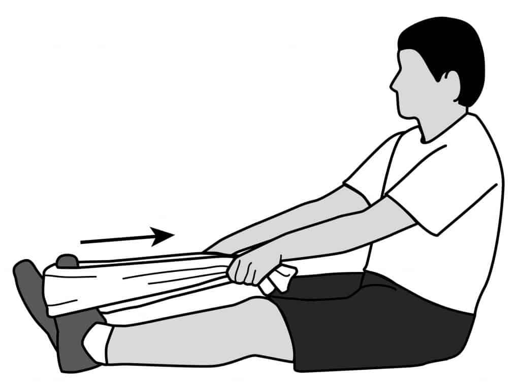 Укрепление мышц стопы и голеностопа: 4 комплекса упражнений