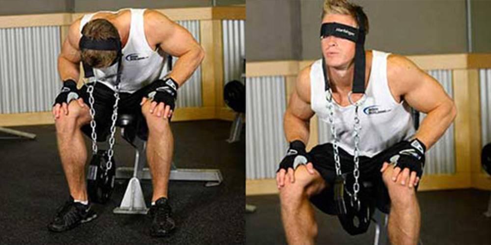 Гимнастика для шеи - десять лучших упражнений