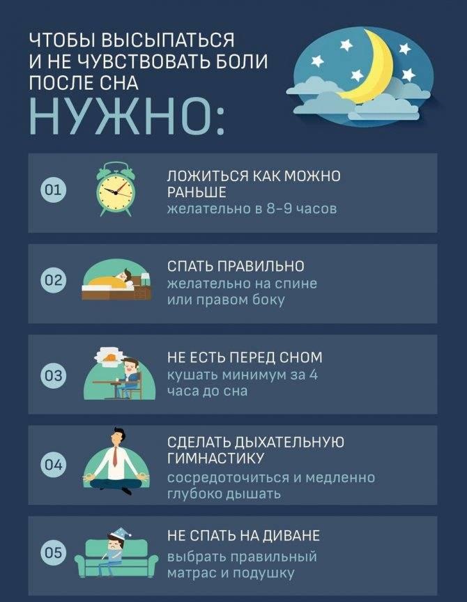 Как улучшить свой сон