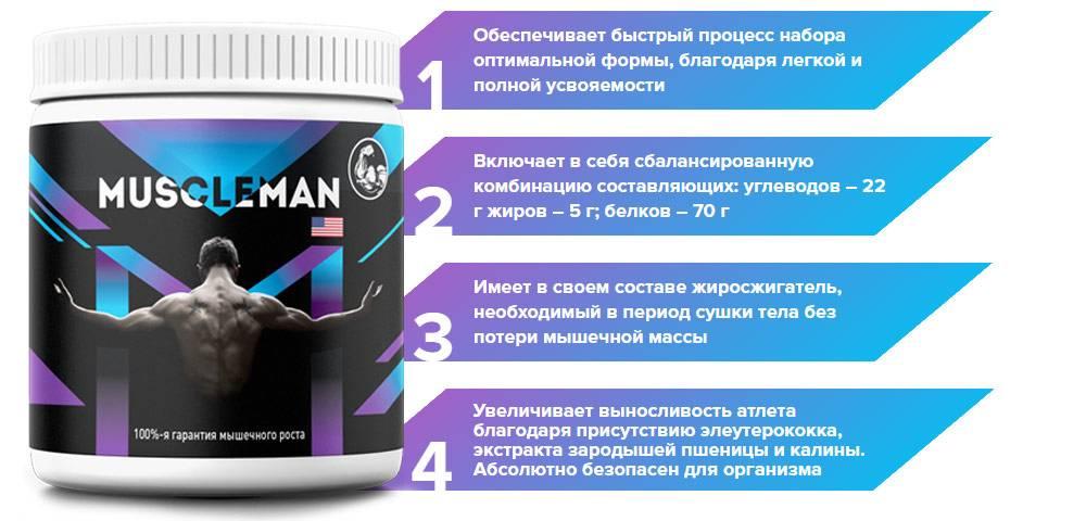 Аптечные препараты для набора мышечной массы: фармакология в бодибилдинге, таблетки для роста мышц, витамины