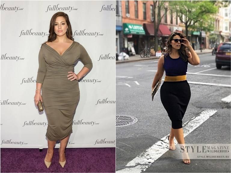 Модель плюс сайз похудела: фото до и после | plastika-info.ru